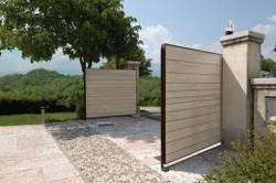 Как я выбирал защитные ворота для частного дома