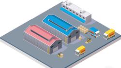 Какие задачи ставит перед собой проектирование складов?
