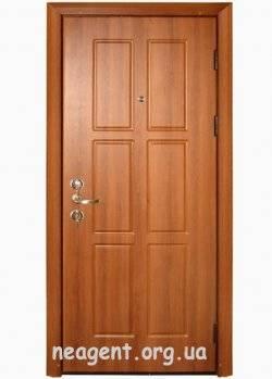 Металлические и стальные входные двери