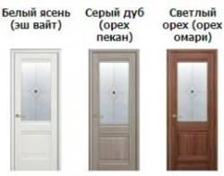 Межкомнатные двери Дорс