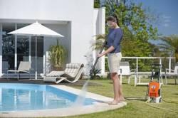 Мойка высокого давления: чистим фасад своего дома