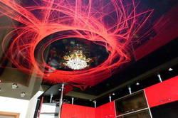 Натяжные 3D потолки – современный элемент интерьера