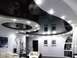 Натяжные потолки – характеристики