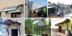 Навес из поликарбоната: выбор, расчет и постройка Великого Неизвестного