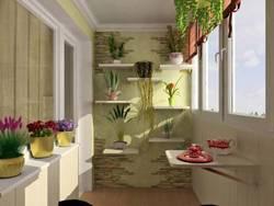 Обустройство лоджии или балкона