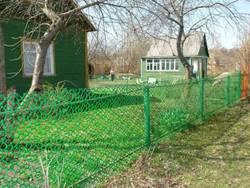 Пару советов о том, как сделать забор из сетки
