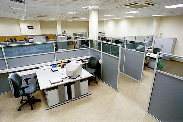 Офисные перегородки фото 1