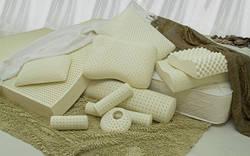 Плюсы подушек и матрасов из натурального латекса