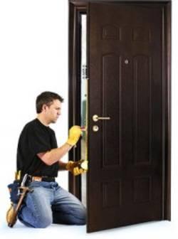 Покупка и установка входных дверей