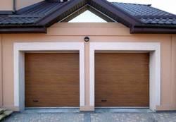 Секционные ворота – наиболее практичный тип гаражных ворот