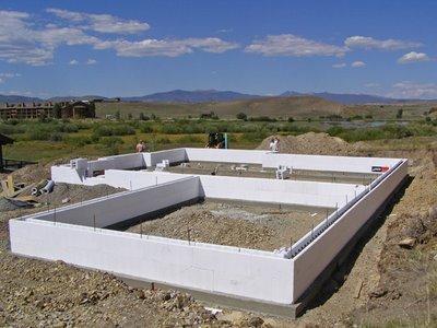 Этапы строительства коттеджей