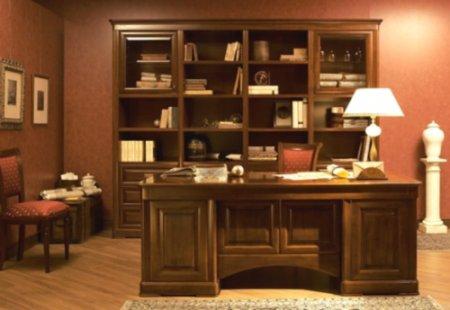 Как оформить рабочий кабинет дома