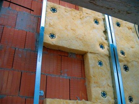 Как учесть все при теплоизоляции фасада