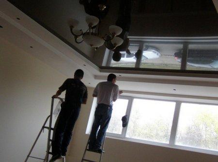 Как установить подвесной потолок своими руками