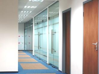 Как выбрать офисные перегородки