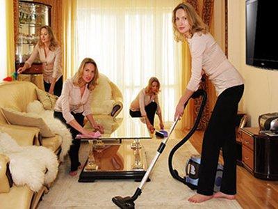 Капитальная уборка дома. Этапы