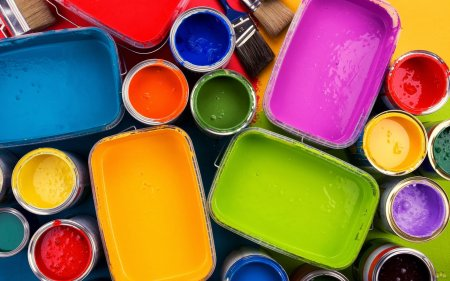 Лаки, краски и ремонт