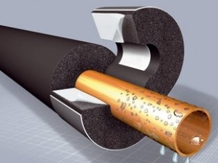 Материалы для теплоизоляции труб
