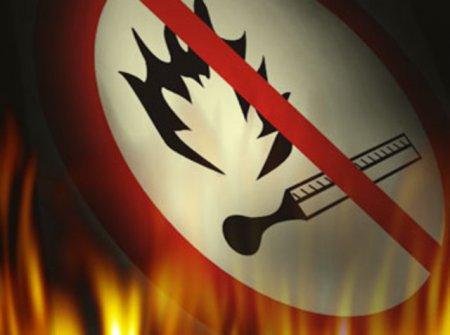 Мероприятия и пожарная безопасность