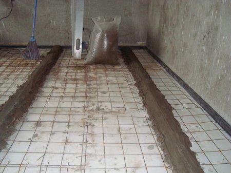 Минимальная толщина стяжки в квартире