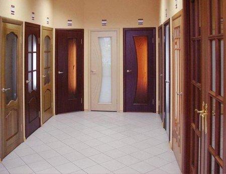 Обзор видов межкомнатных дверей — какие они бывают?