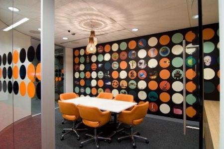 Офисный дизайн в стиле классики
