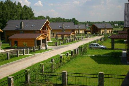 Особенности финских деревянных домов