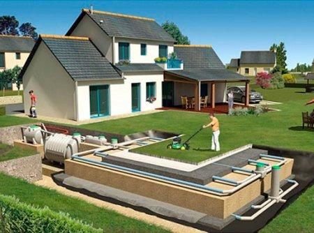 Особенности и преимущества автономной канализации