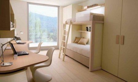 Планировка комнаты для двоих детей