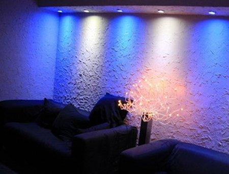 Преимущества использования светодиодных светильников