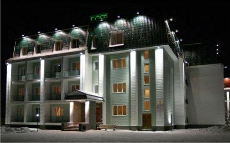 Профессиональное освещение зданий