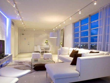 Различные виды освещения. Выбор подходящего места для светильников