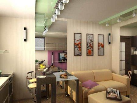 Ремонт в небольшой квартире