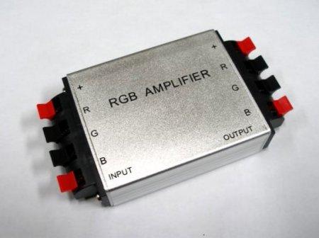 RGB Усилители и светодиодные ленты