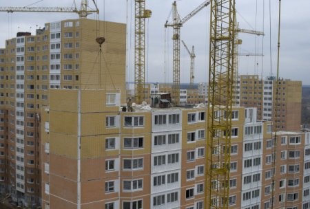 Состояние на рынке строящегося жилья Екатеринбурга