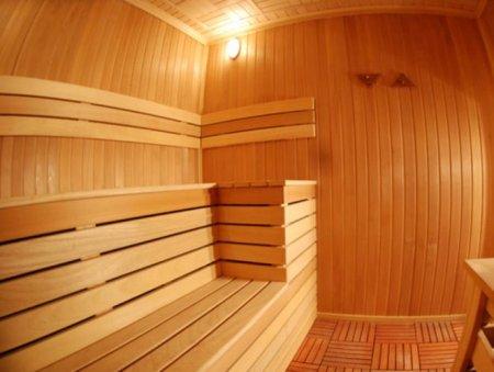 Советы по сооружению бани
