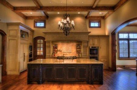 Столешница для кухни в классическом стиле