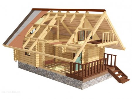Строительство деревянного дома — на что обратить внимание?