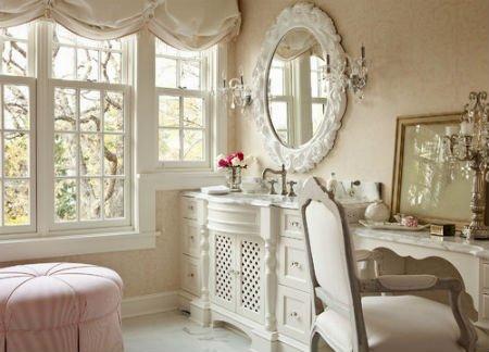 Светлый и уютный стиль шебби-шик в интерьере вашего дома