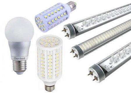 Светодиодные лампы – зачем нужны и где купить?