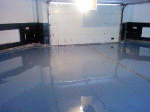 Выбираем краску для бетонных и отштукатуренных покрытий