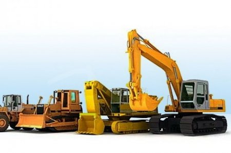 Выбор спецтехники для строительства дома
