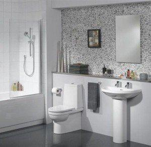 Выводим грибок в ванной