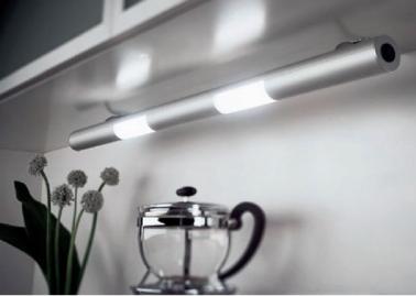 Врезные мебельные светильники для кухни