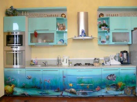 Задорная морская кухня