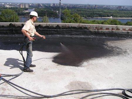 Защита конструкций от проникновения воды