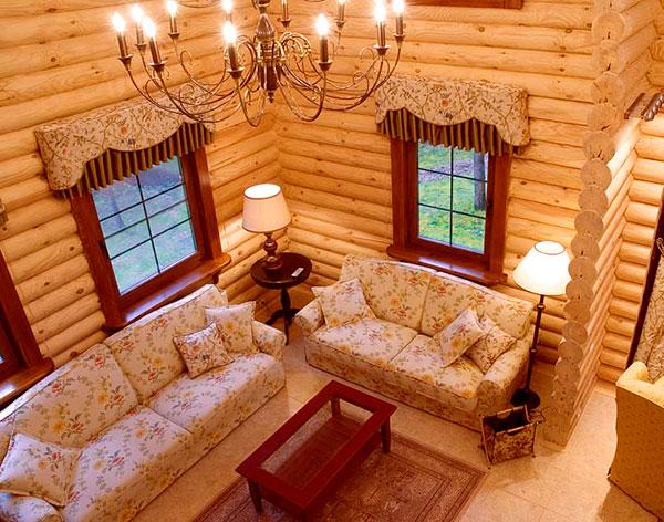 Загородное строительство: преимущества деревянного дома
