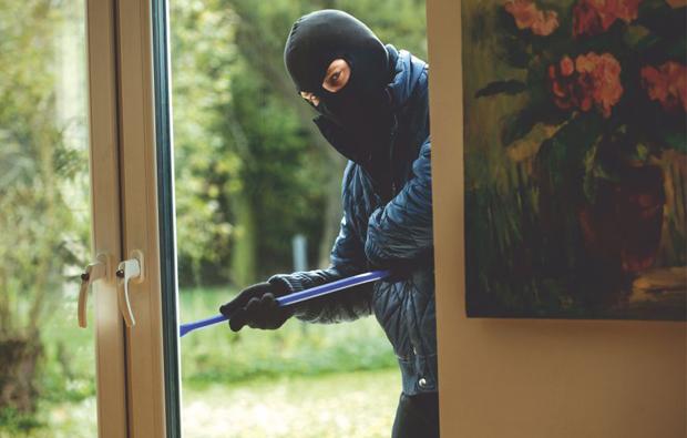 Как защитить балкон от взломщиков?