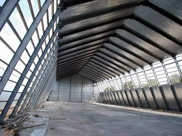 Легкие металлоконструкции – в чем выгода применения