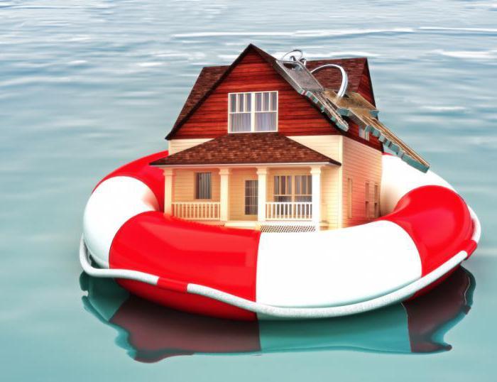 Страхование ипотеки и жизни кредитора